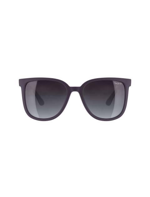 عینک آفتابی ویفرر زنانه - بادمجاني - 1