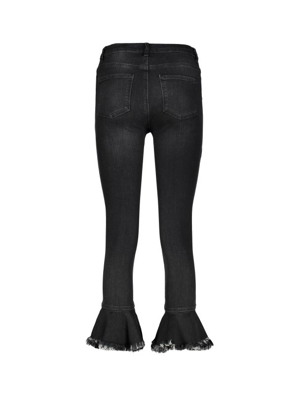 شلوار جین دم پا گشاد زنانه - کوتون