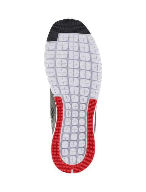 کفش دویدن بندی مردانه Smooth Clip Ultraknit - طوسي - 2