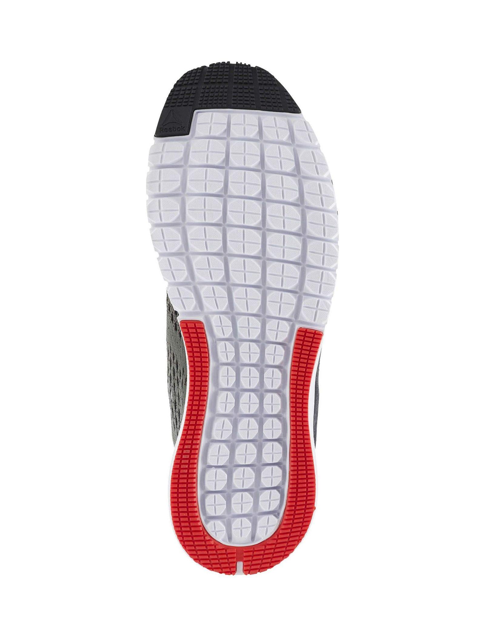 کفش دویدن بندی مردانه Smooth Clip Ultraknit - ریباک - طوسي - 2