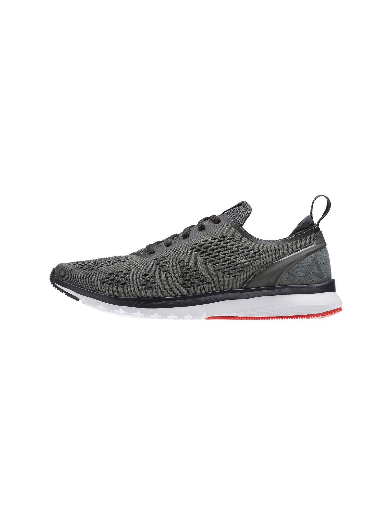 کفش دویدن بندی مردانه Smooth Clip Ultraknit - ریباک - طوسي - 3