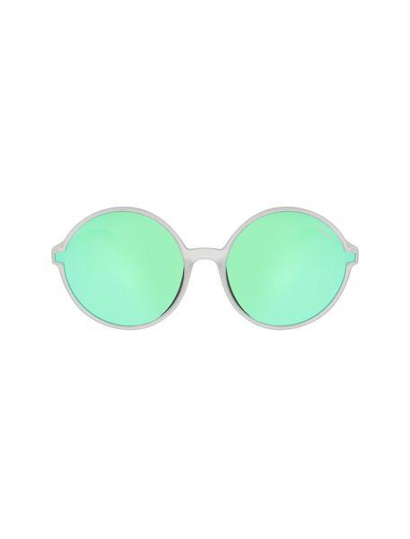 عینک آفتابی گرد زنانه - شفاف - 1