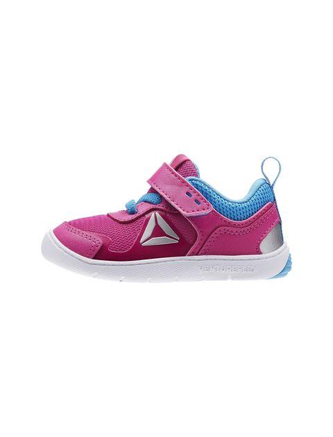 کفش دویدن چسبی نوزادی Ventureflex Stride 5-0 - ریباک - سرخابي - 3