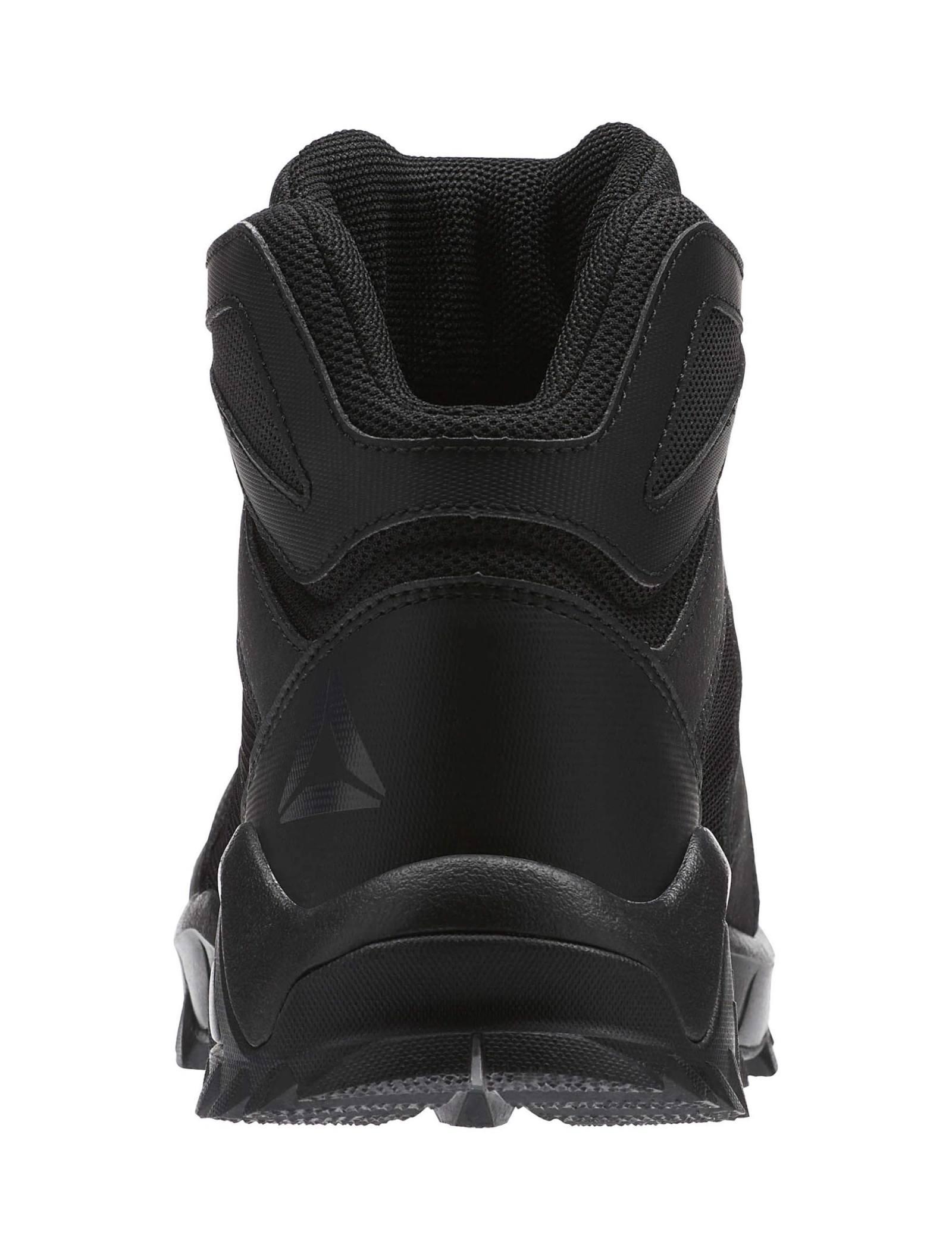 کفش طبیعت گردی بندی مردانه Trailgrip Mid 6-0 - ریباک - مشکي - 6