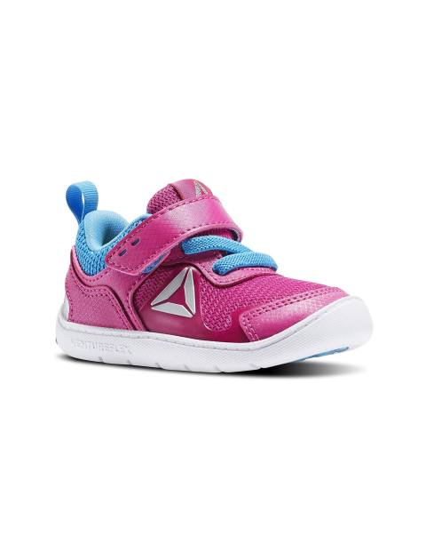 کفش دویدن چسبی نوزادی Ventureflex Stride 5-0 - ریباک - سرخابي - 4