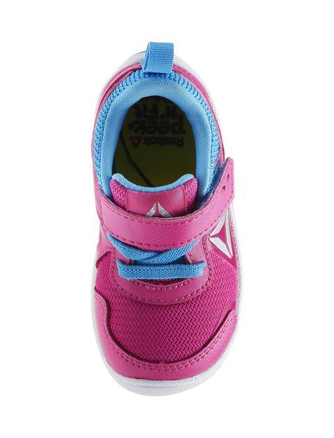 کفش دویدن چسبی نوزادی Ventureflex Stride 5-0 - ریباک - سرخابي - 5