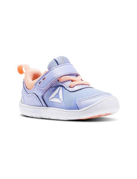 کفش دویدن چسبی نوزادی Ventureflex Stride 5-0 - ریباک - ياسي - 4