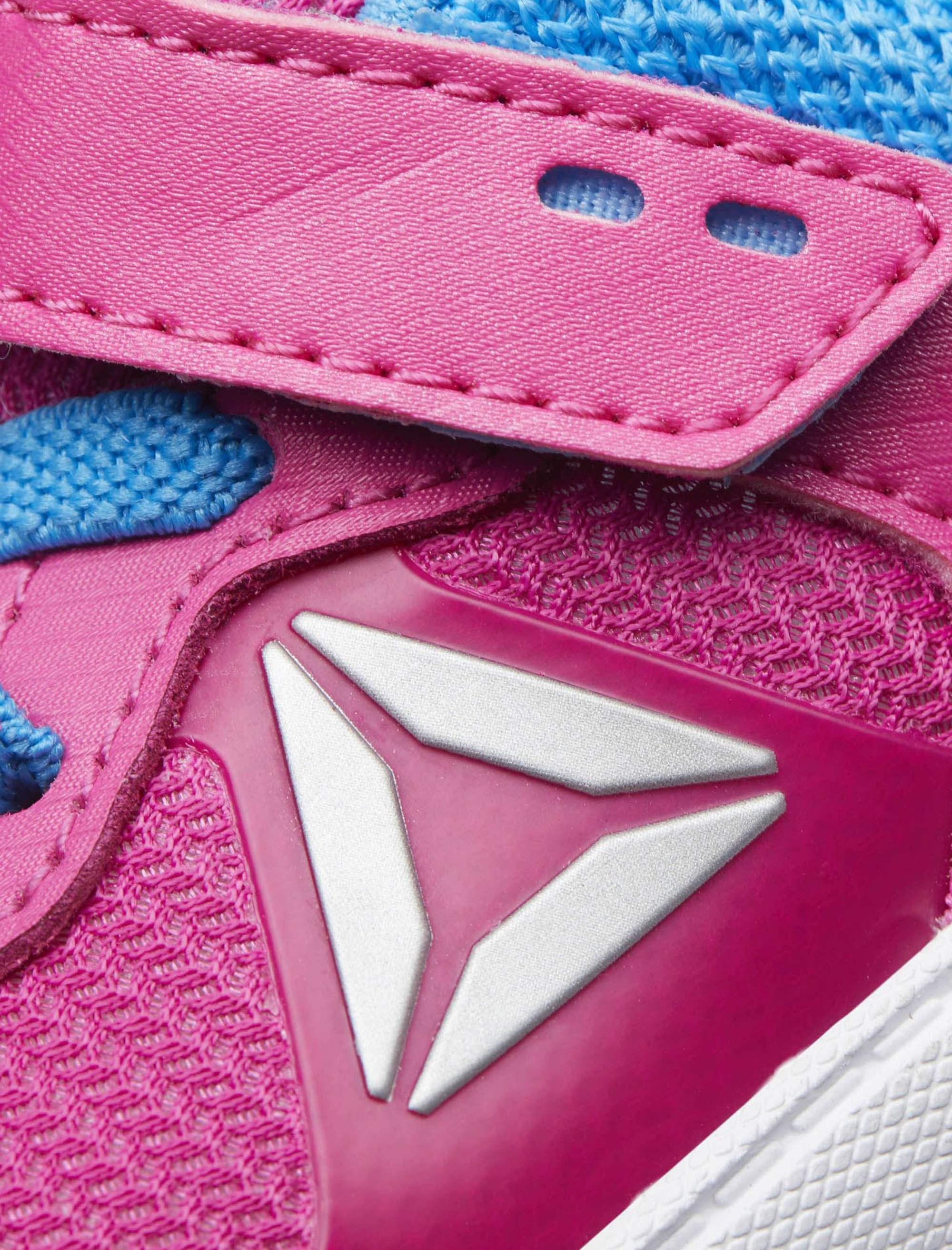 کفش دویدن چسبی نوزادی Ventureflex Stride 5-0 - ریباک - سرخابي - 7