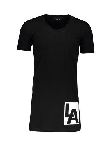 تی شرت مردانه یونیتی مدل Mens Jager LA Black