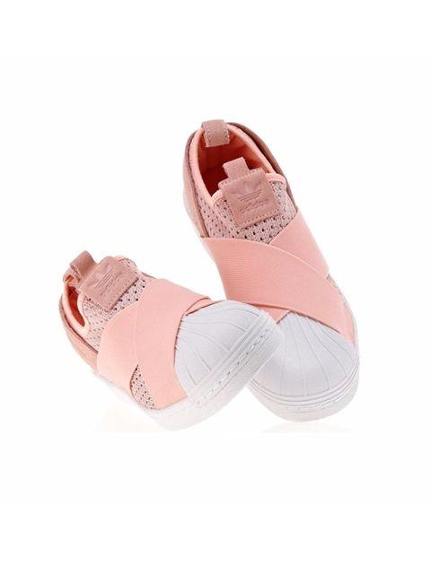کفش راحتی زنانه آدیداس مدل BB2122 - ٌصورتي - 3