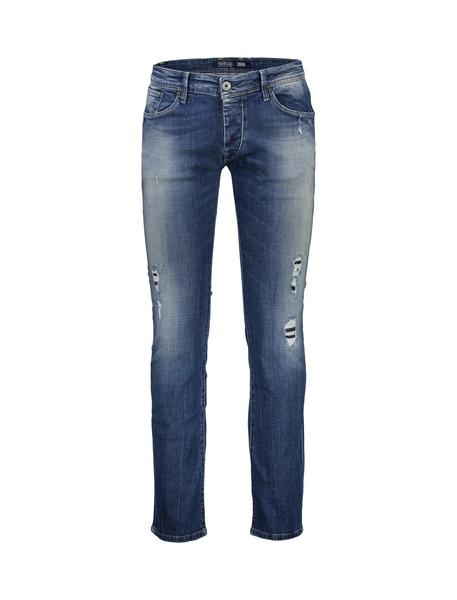 شلوار جین مردانه تیفوسی مدل 10016893