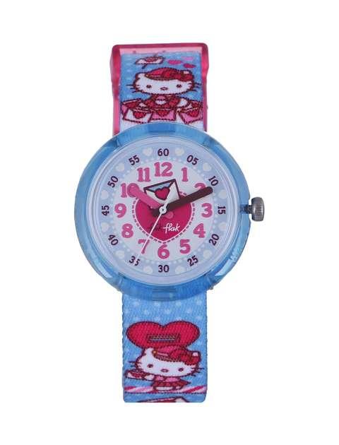 ساعت مچی عقربه ای بچگانه