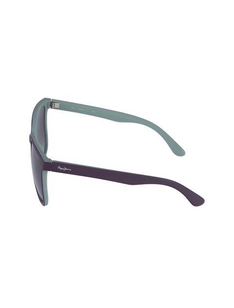 عینک آفتابی ویفرر زنانه - بادمجاني - 3