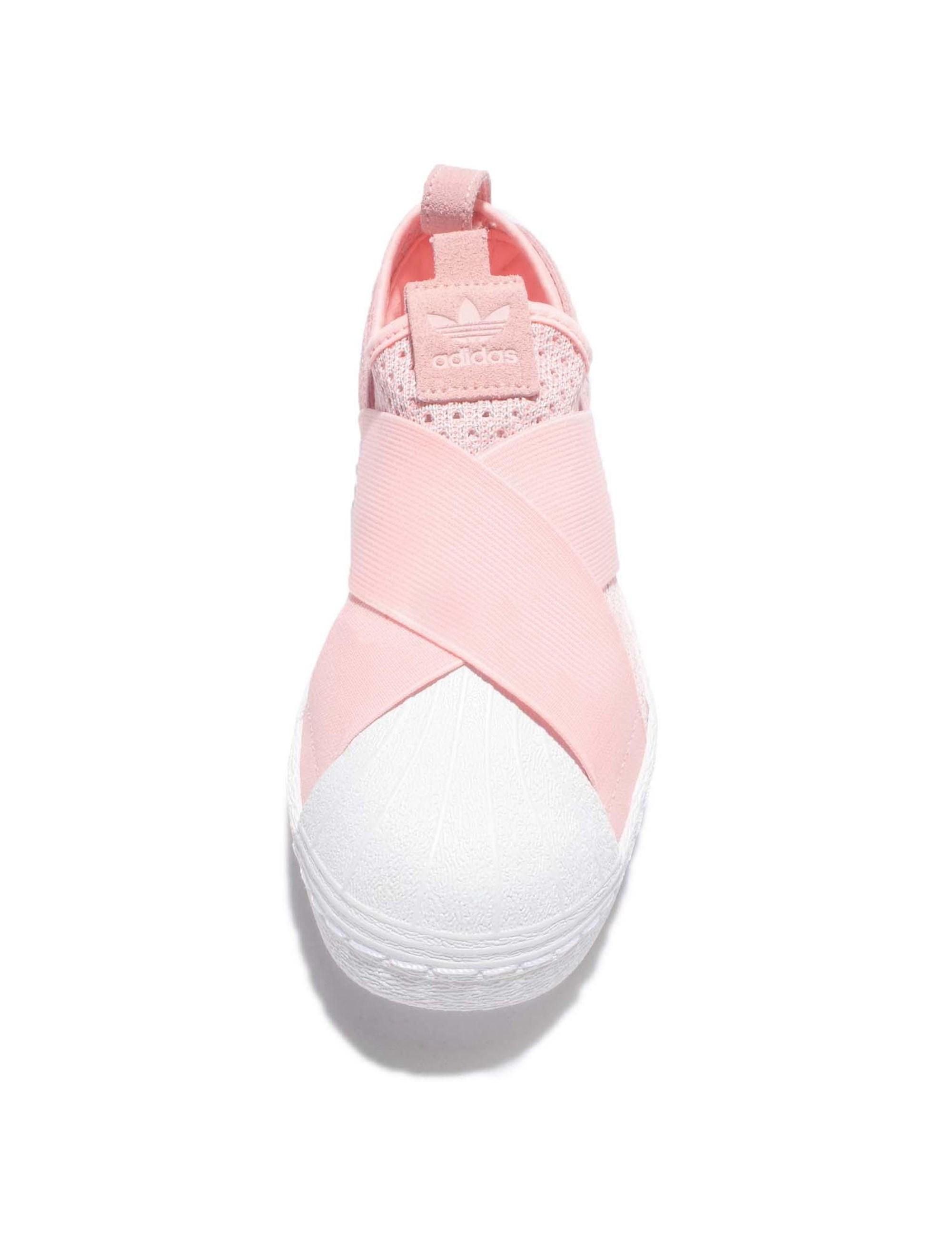 کفش راحتی زنانه آدیداس مدل BB2122 - ٌصورتي - 4