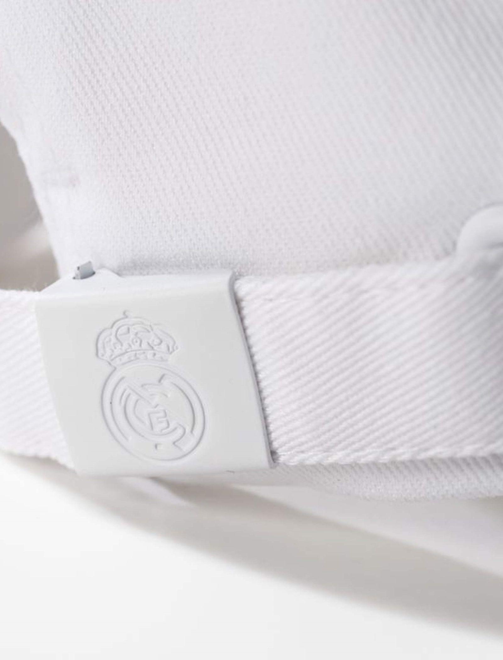 کپ نخی ساده بزرگسال Real Madrid 3-Stripes - آدیداس - سفيد - 5
