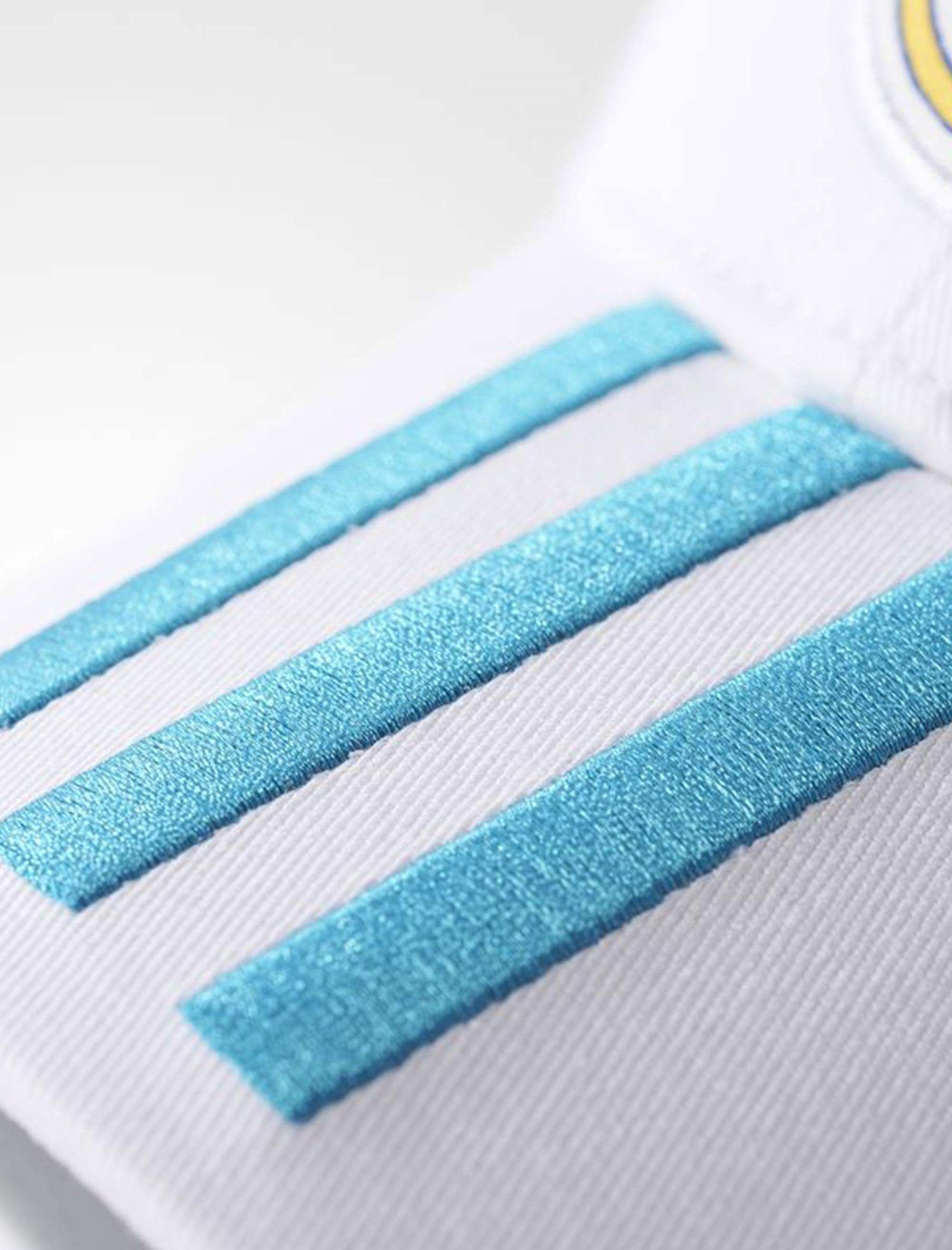 کپ نخی ساده بزرگسال Real Madrid 3-Stripes - آدیداس - سفيد - 6