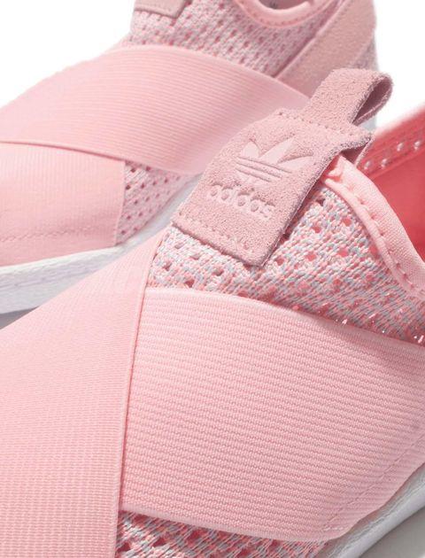 کفش راحتی زنانه آدیداس مدل BB2122 - ٌصورتي - 6