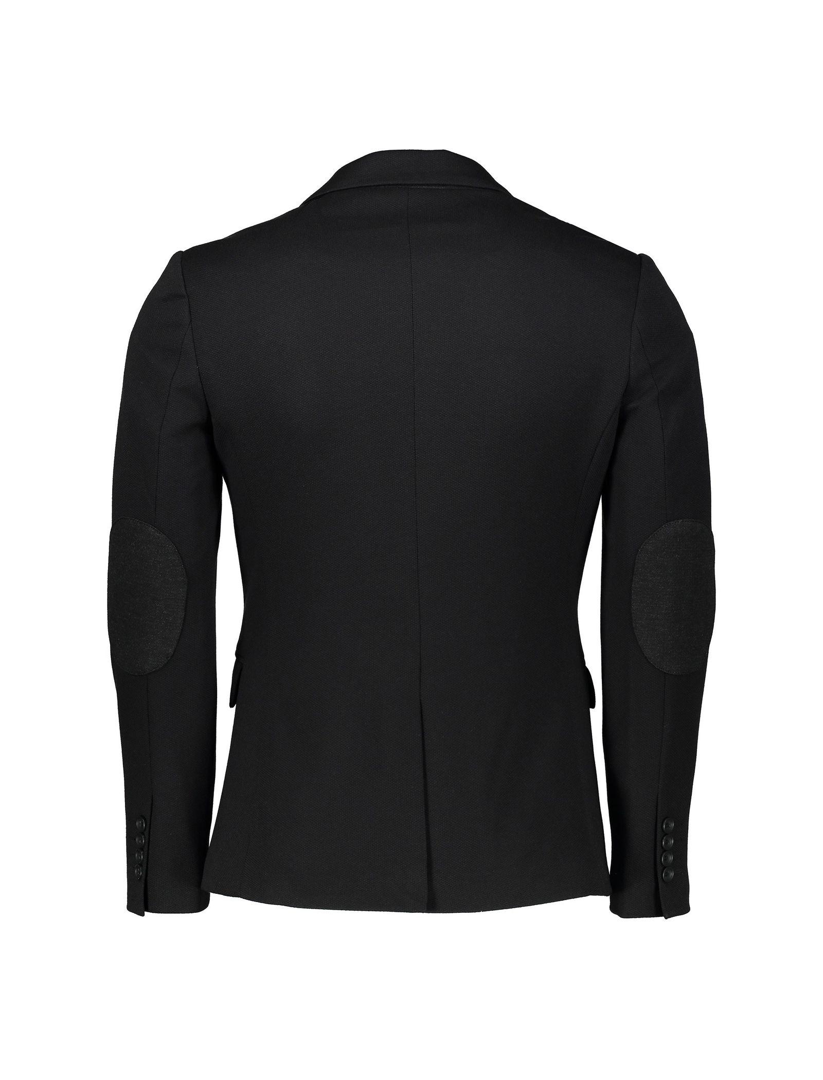 کت تک غیر رسمی مردانه - کوتون - مشکي - 2