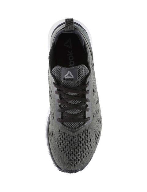 کفش دویدن بندی مردانه Smooth Clip Ultraknit - طوسي - 5