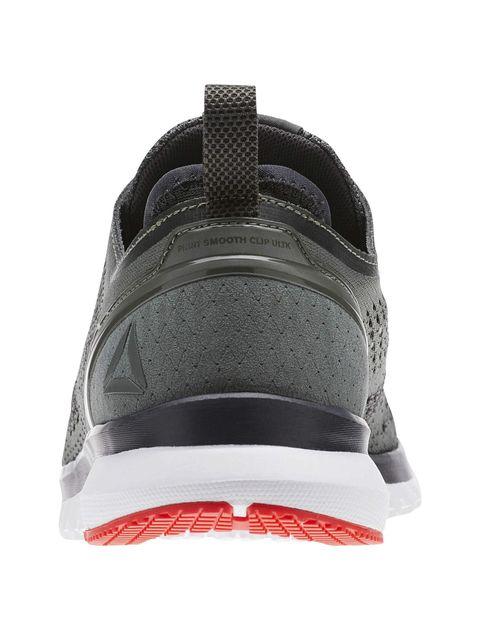کفش دویدن بندی مردانه Smooth Clip Ultraknit - طوسي - 6