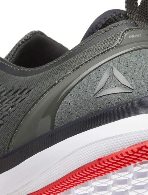 کفش دویدن بندی مردانه Smooth Clip Ultraknit - طوسي - 7