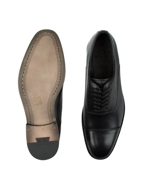 کفش رسمی چرم مردانه - آلدو - مشکي - 2