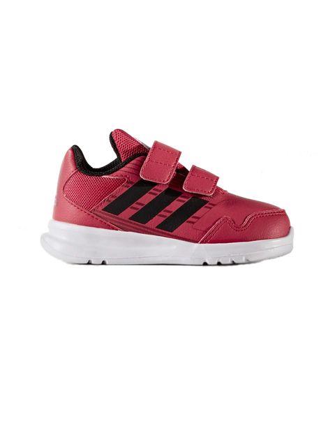 کفش دویدن چسبی بچگانه AltaRun - آدیداس - زرشکي - 1