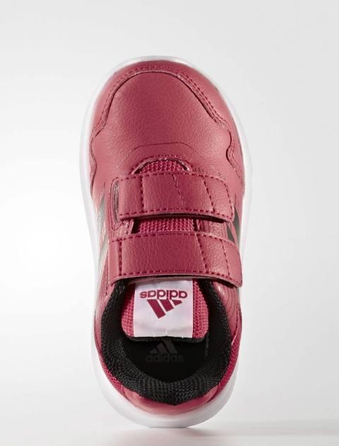 کفش دویدن چسبی بچگانه AltaRun - آدیداس - زرشکي - 2
