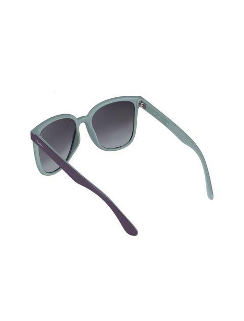 عینک آفتابی ویفرر زنانه - بادمجاني - 4