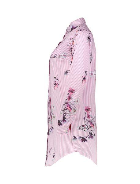 پیراهن کوتاه زنانه - صورتي - 3