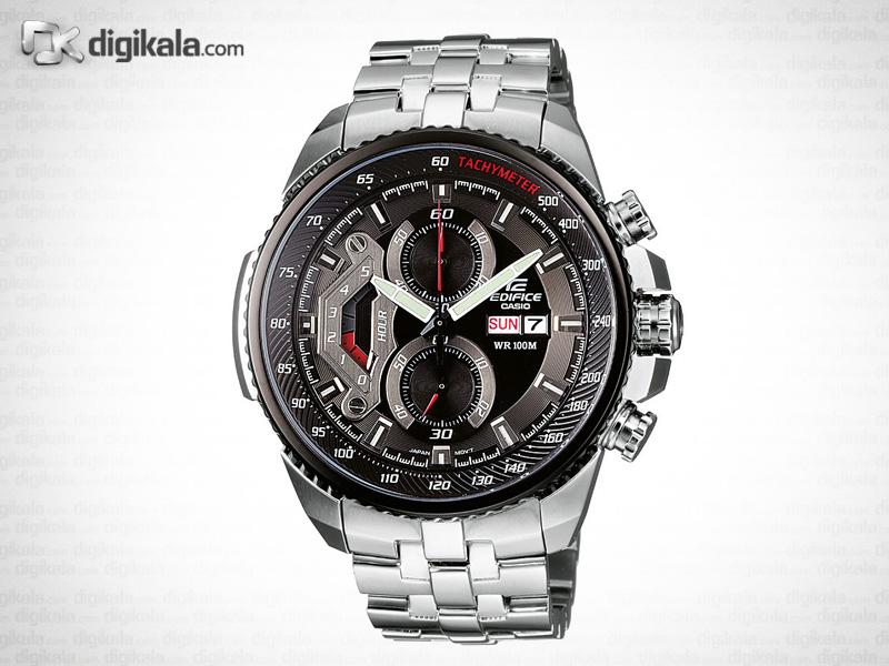 خرید ساعت مچی عقربه ای مردانه کاسیو ادیفایس EF-558D-1AVDF