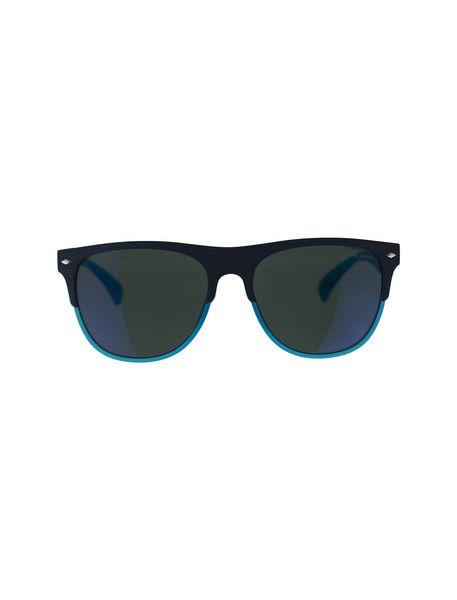 عینک آفتابی خلبانی مردانه - سرمه اي - 1