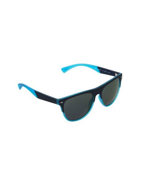 عینک آفتابی خلبانی مردانه - سرمه اي - 2