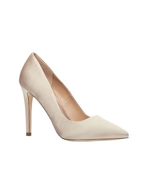 کفش پاشنه بلند زنانه GWYDDA - طلايي - 1