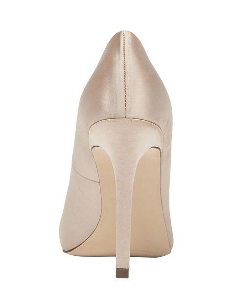کفش پاشنه بلند زنانه GWYDDA - طلايي - 3