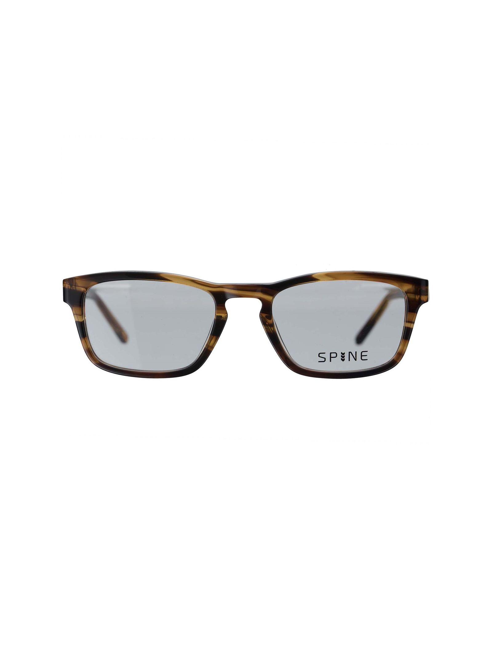 عینک طبی ویفرر زنانه - اسپاین - قهوه اي - 3