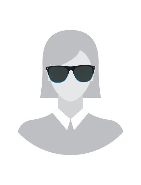 عینک آفتابی خلبانی مردانه - سرمه اي - 5