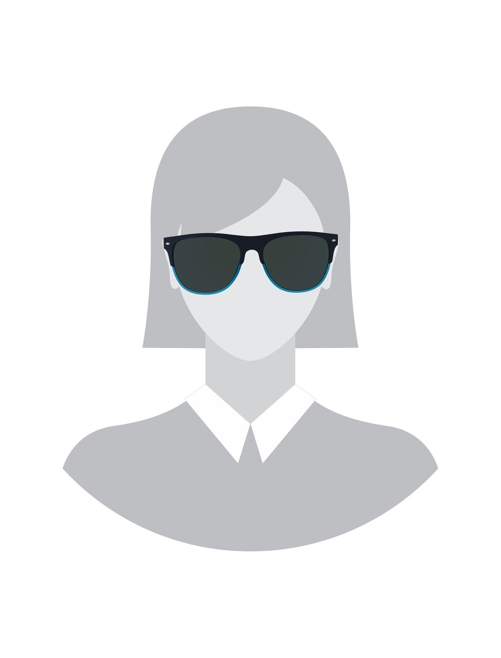 عینک آفتابی خلبانی مردانه - پپه جینز - سرمه اي - 5