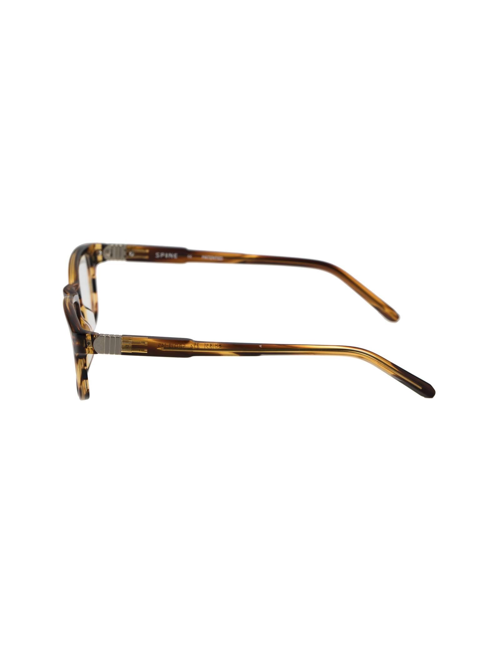 عینک طبی ویفرر زنانه - اسپاین - قهوه اي - 4