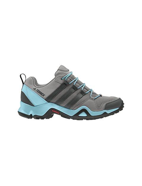 کفش طبیعت گردی بندی زنانه AX2R - طوسي و سبز آبي - 1