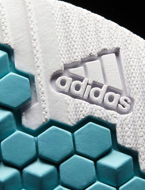 کفش فوتبال بندی پسرانه RapidaTurf Messi - آدیداس - آبي و سفيد - 8