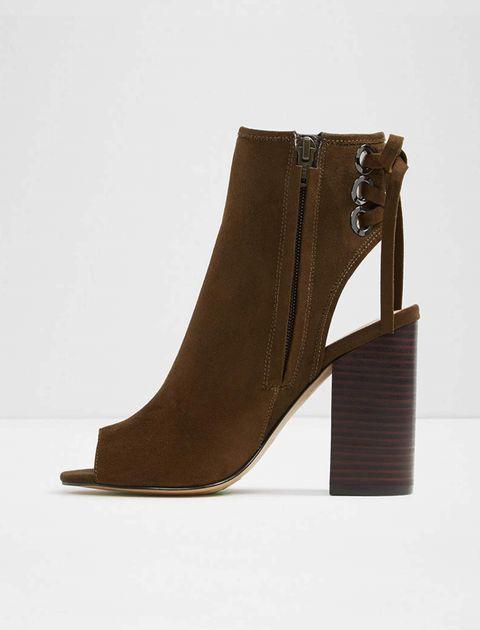کفش پاشنه بلند زنانه - آلدو - خاکي - 2