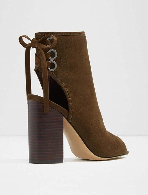 کفش پاشنه بلند زنانه - آلدو - خاکي - 3