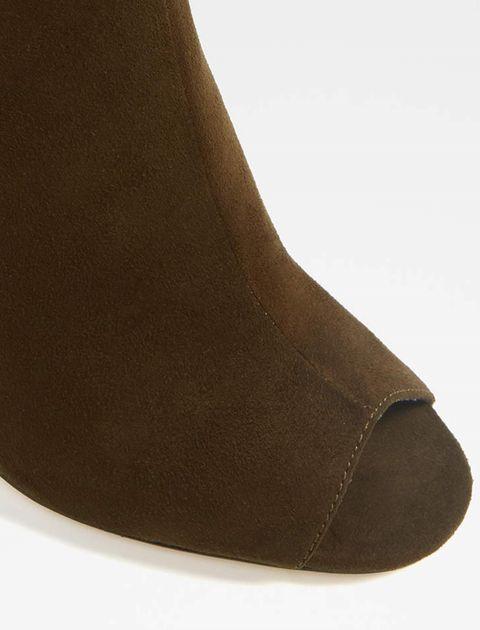 کفش پاشنه بلند زنانه - آلدو - خاکي - 4