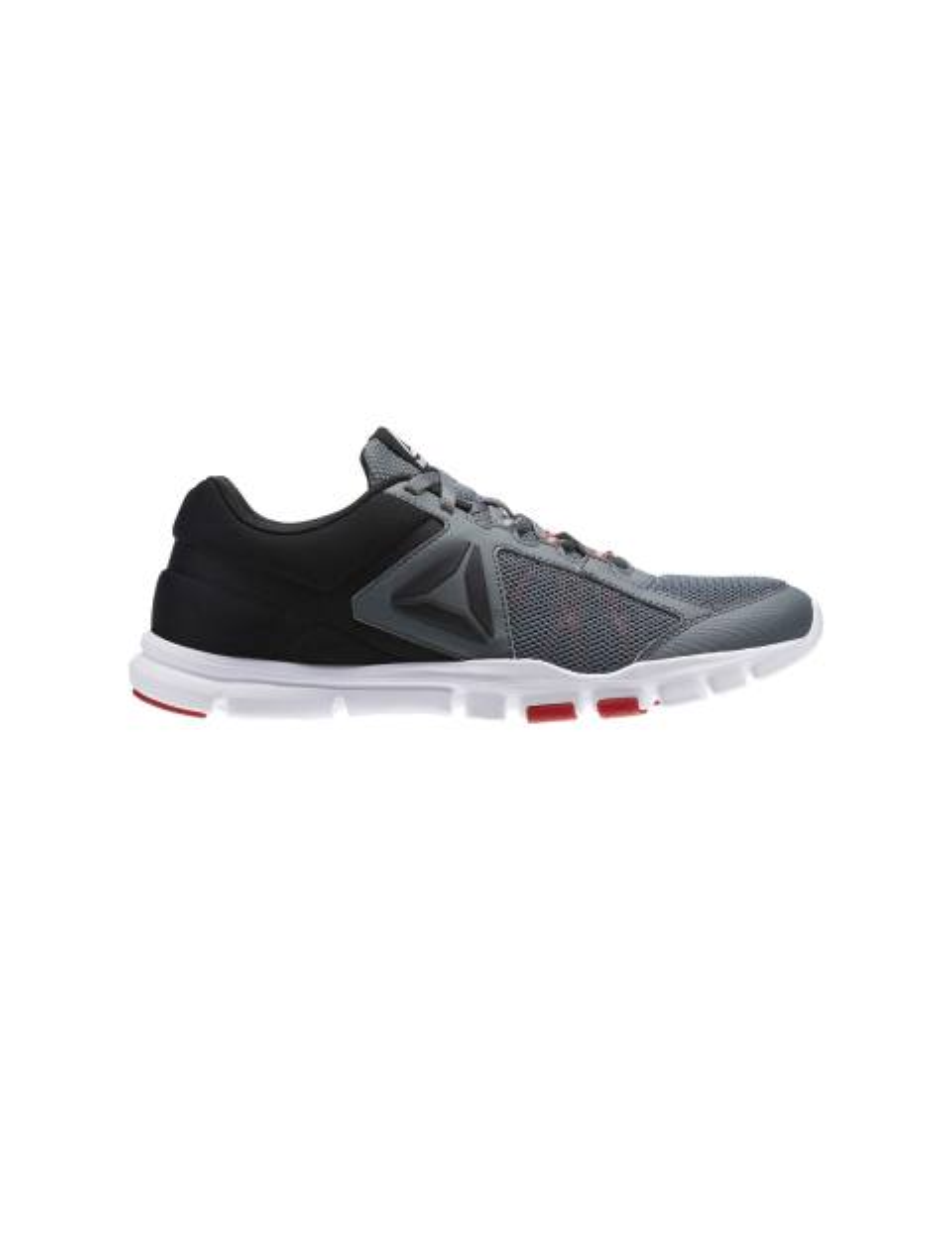 کفش مخصوص تمرین مردانه ریباک مدل Instalite Run کد BS5306 - طوسي مشکي - 1