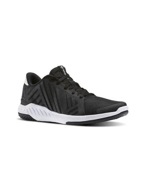 کفش مخصوص تمرین مردانه ریباک مدل Instalite Run کد BS5306 - طوسي مشکي - 4