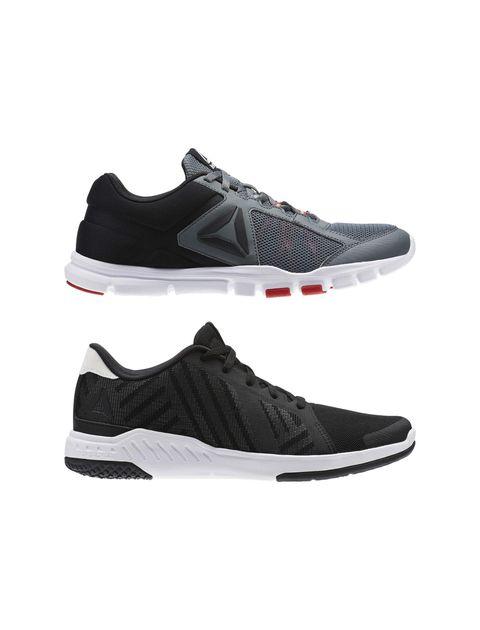 کفش مخصوص تمرین مردانه ریباک مدل Instalite Run کد BS5306 - طوسي مشکي - 6