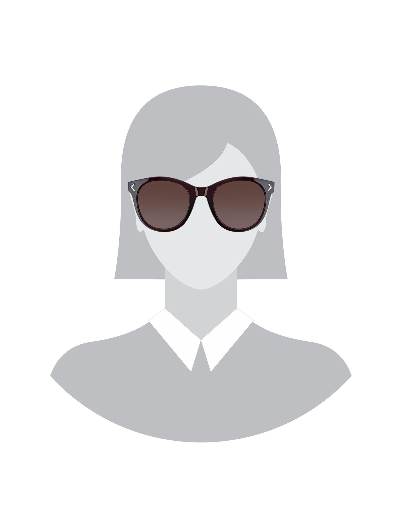 عینک آفتابی ویفرر زنانه - کارن میلن - قهوه اي - 8
