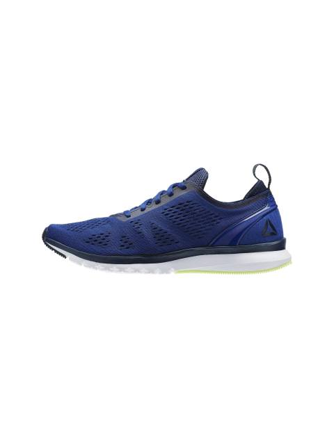 کفش دویدن بندی مردانه Smooth Clip Ultraknit - آبي - 3