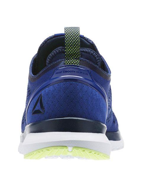 کفش دویدن بندی مردانه Smooth Clip Ultraknit - آبي - 6